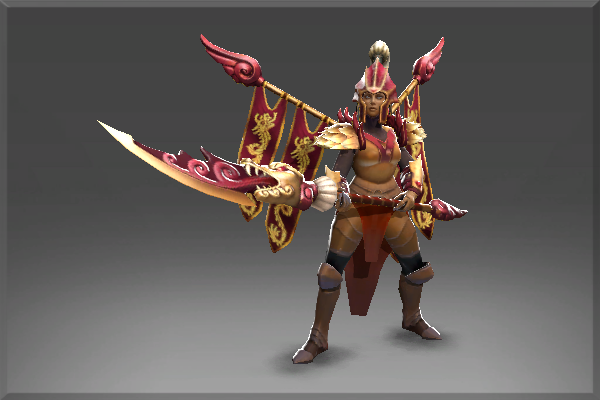 Набор «Commander of the Dragon Guard»