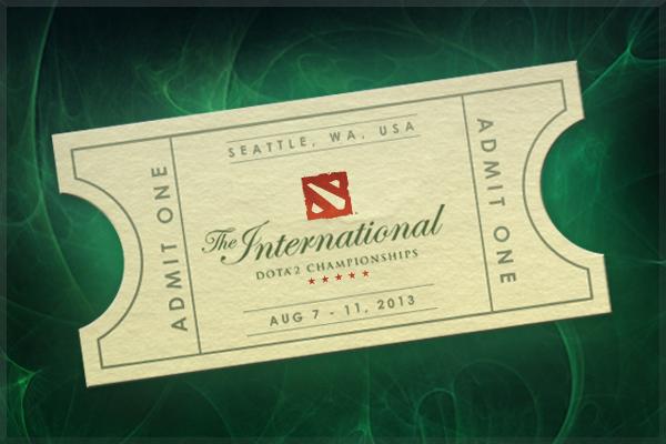 The International 2013 Pass