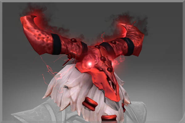 Infernal Chieftain of the Crimson Witness