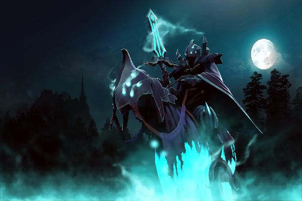 Загрузочный экран: Rider of Avarice