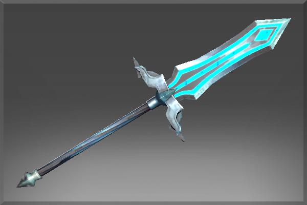 Espada do Cavaleiro da Avareza