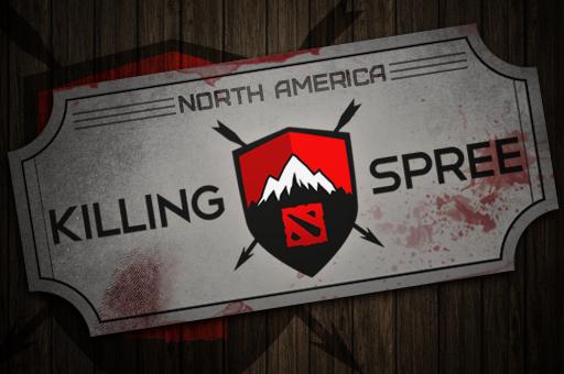Killing Spree: North America