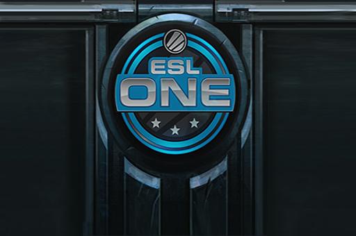 Стиль интерфейса ESL One Fortress