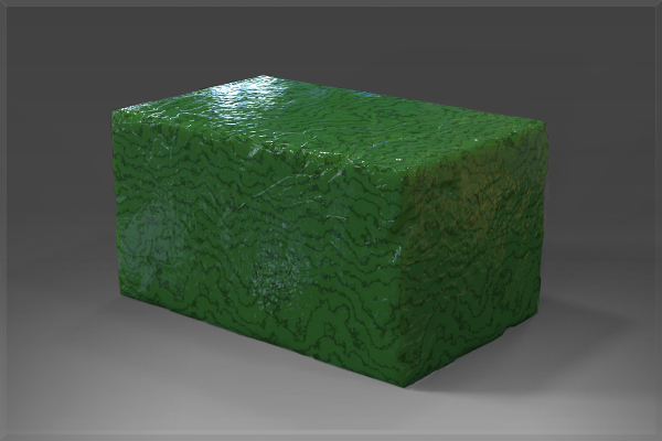 Effigy Block of Jade