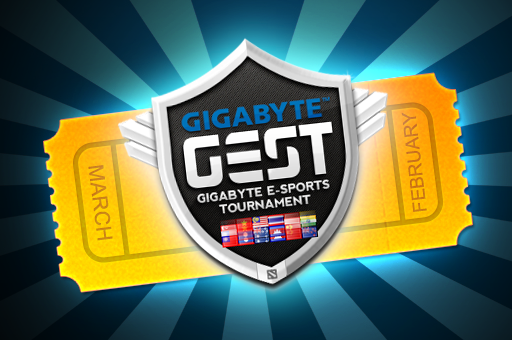 GEST Dota 2 - Feb and March