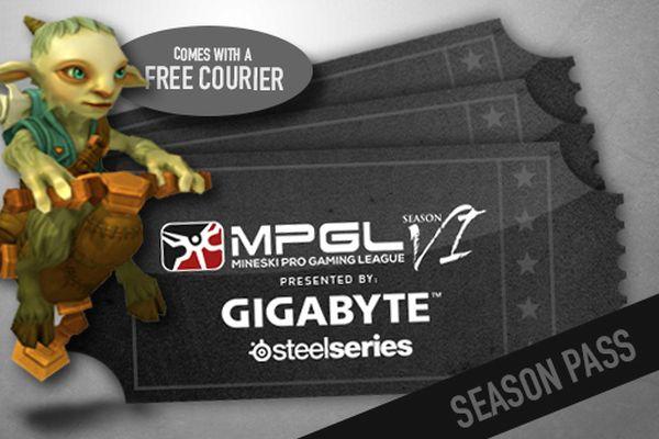 MPGL Season 6 SEA Qualifier