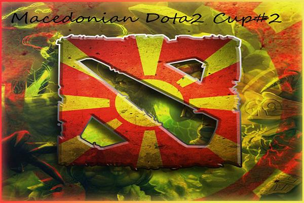 Macedonian Dota 2 Cup 2
