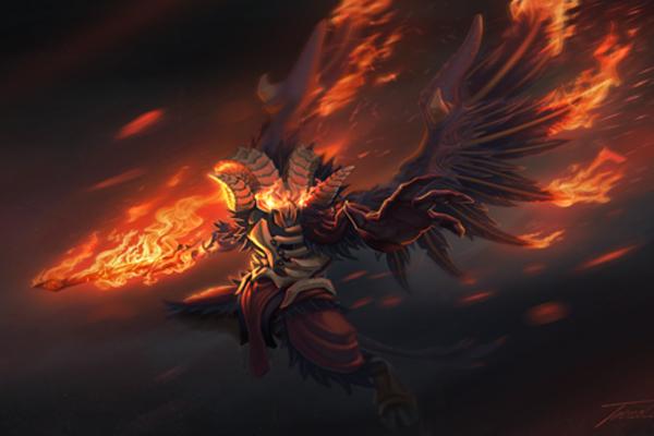 Загрузочный экран: Fires of Vashundol
