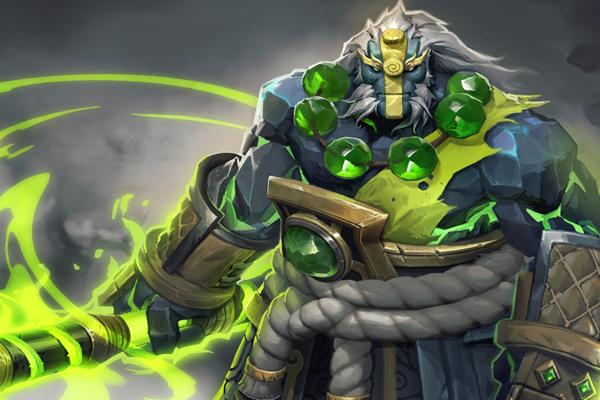 Загрузочный экран: Strength of the Demon Stone