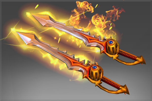 Rapiers of the Burning God