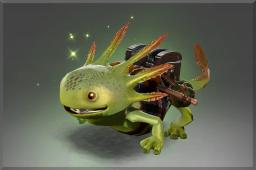 Зеленый стиль для Axolotl