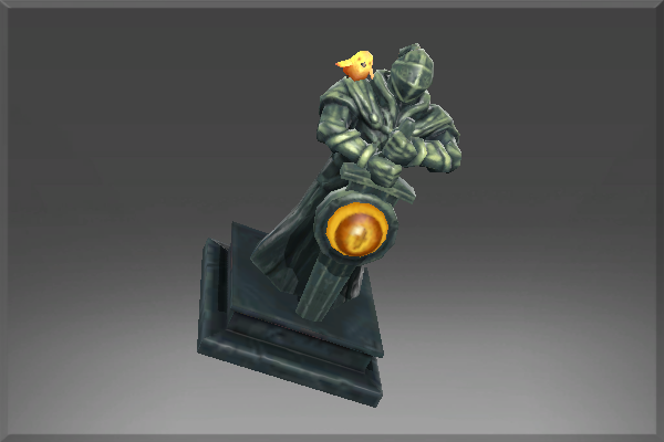 Cosmetic icon Knight Statue.png