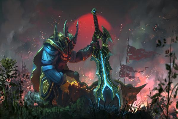 Загрузочный экран: Arms of Rising Fury