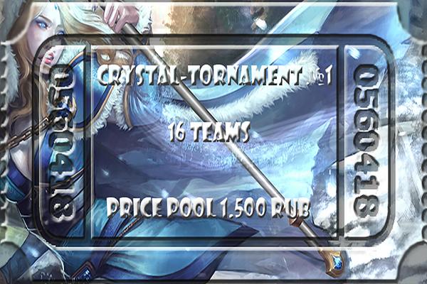 Crystal-Tournament 1