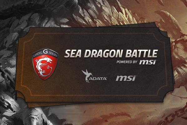 MSI Southeast Asian Dragon Battle