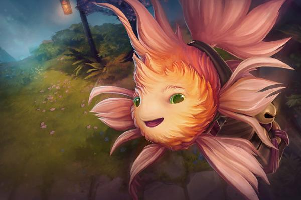 Комплект «Coral the Furryfish»