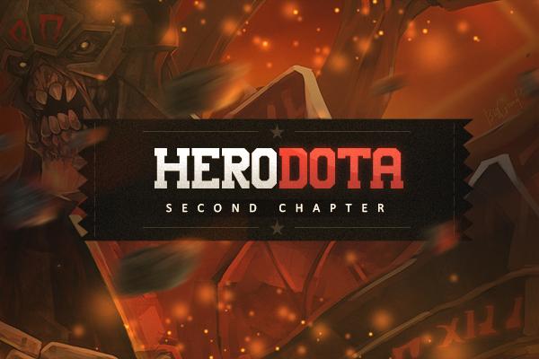 Hero Dota: Second Chapter