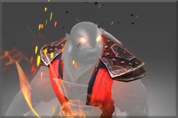 Cinder Sensei Shoulders