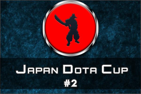 Japan Dota Cup 2
