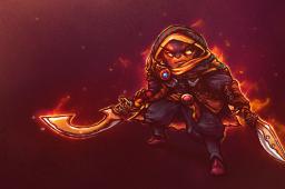 Загрузочный экран: Order of the Wandering Flame