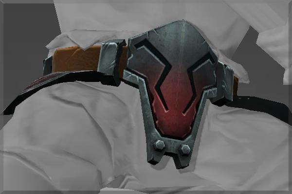 Escarcelas do Conquistador Vermelho