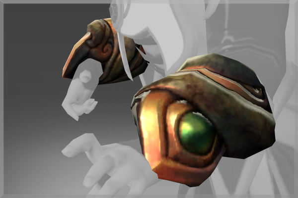 Covenant of the Depths Bracers