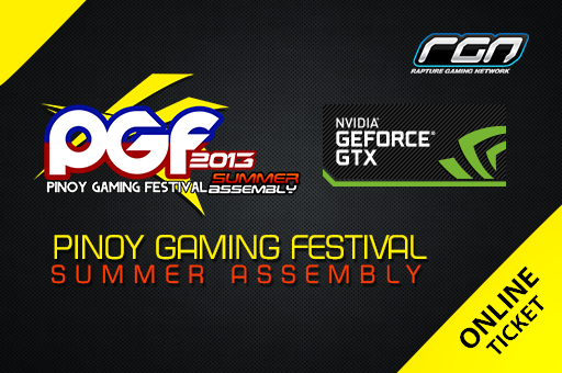 Pinoy Gaming Festival Summer Assembly