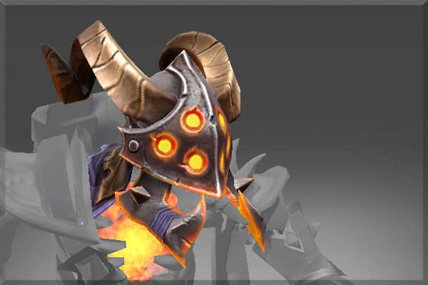 Scorched Fletcher Helm