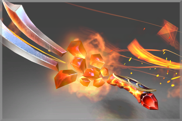 Sword of the Volcanic Guard