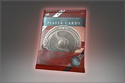 Набор карточек игроков 2016