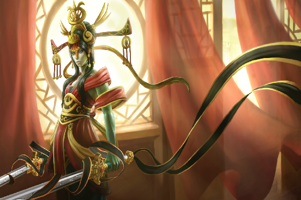 Загрузочный экран: Arms of the Captive Princess