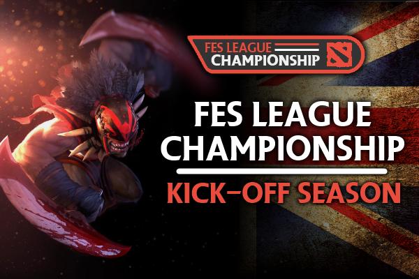 FES League: Championship Kick-Off Season