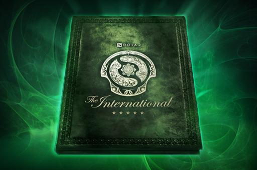 Интерактивный компендиум The International 2013