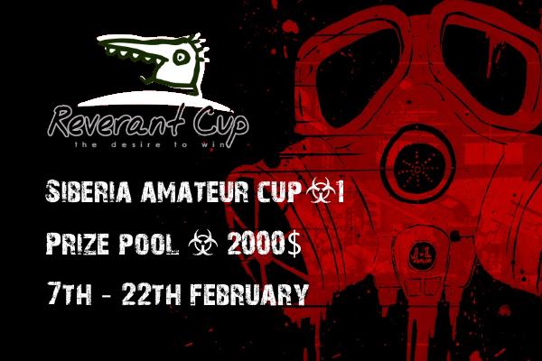 Reverant Dota 2 Cup 1