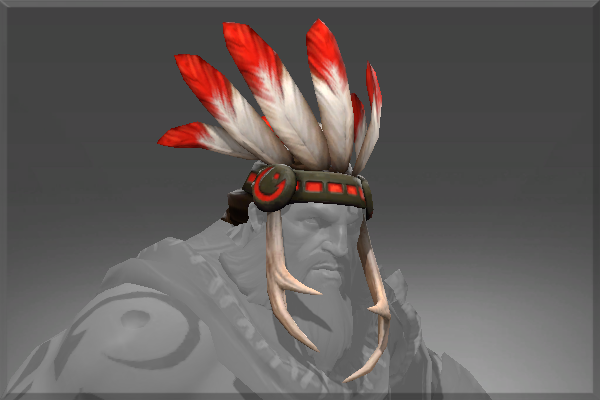Chieftain Headdress of the West