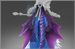 Prelate's Cloak of the Wyvern Legion