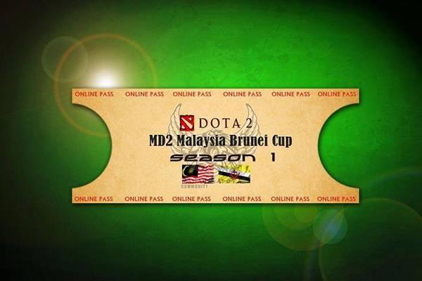 MD2 Malaysia Brunei Cup Season 1