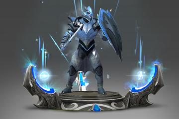 Зима 2016 - Геройская статуя 2-го уровня