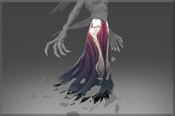 Funereal Dress of the Bone Scryer