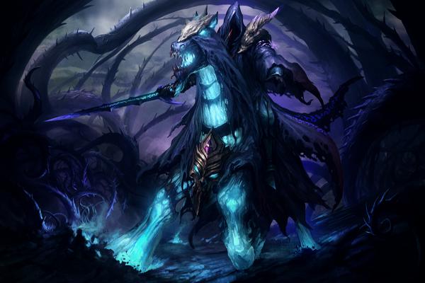 Загрузочный экран: Demonic Vessel