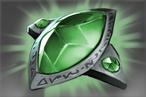 Призматический: Зеленая сосна