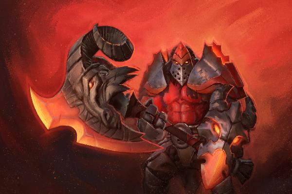 Загрузочный экран: The Ram's Head Armaments