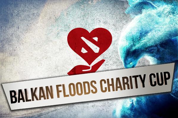 Balkan Floods Charity Cup