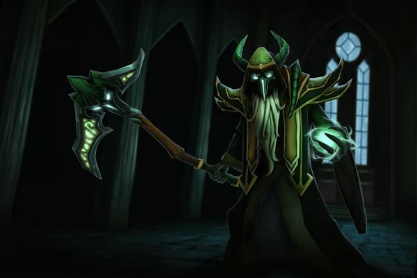 Загрузочный экран: Robes of the Heretic