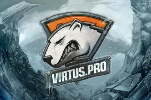 Загрузочный экран: Virtus.pro