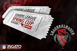 LeadersLeague Spring Cup Season 1 Ticket