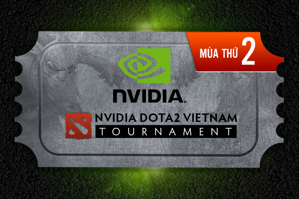 Nvidia Dota 2 Vietnam Tournament Season 2