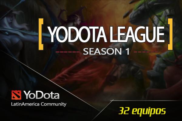 YoDota League Season 1