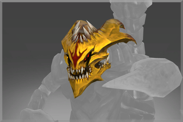 Skull of the Elusive Destroyer
