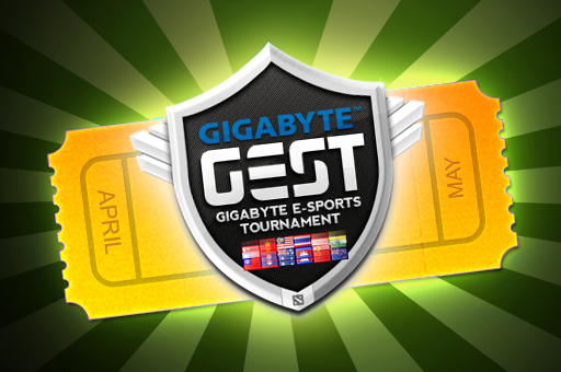 GEST Dota 2 - April and May